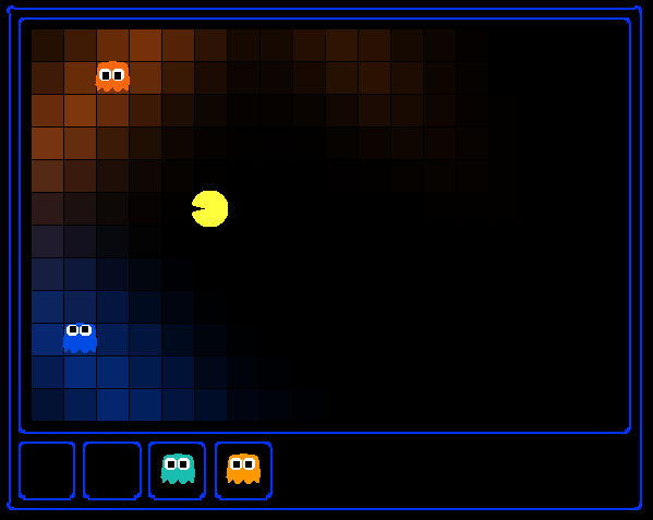 Evaluation function pac man free