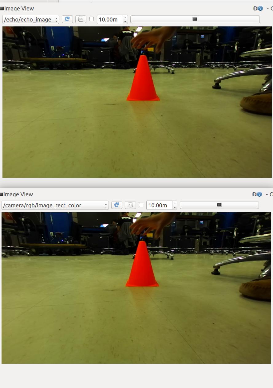 Cone detector